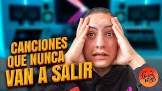 CANCIONES QUE NUNCA VAN A SALIR 😭🤷🏻♂️ 🧟♀️ STORY TIME   Ganda Vlogs
