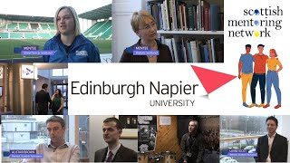 Edinburgh Napier University Employer Mentoring Programme - Blue Orca Digital TV