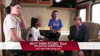 HAN FCIAC Spring Preview 2017: Fairfield Ludlowe girls track and field