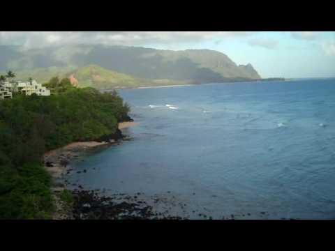 Princeville, Kauai - Pali Ke Kua View