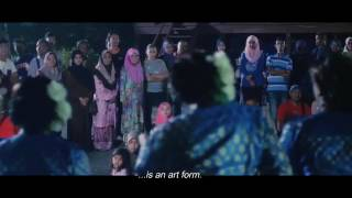Che Mat Raja Lawak Jadi Pondan (puteri hadrah) - SuperTele ChePa