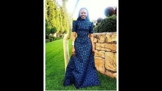 Hottest African Print 2018: Latest Beautiful And Fashionable Dresses 2018
