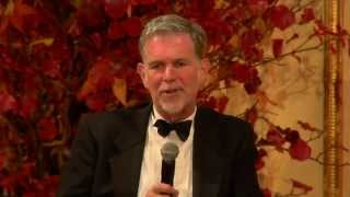"""""""People want open internet for everybody"""" Netflix CEO Reed Hastings on Net Neutrality"""