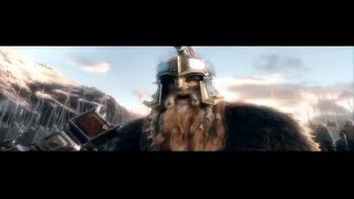 Dain Ironfoot Singing Diggy Diggy Hole by The Yogscast
