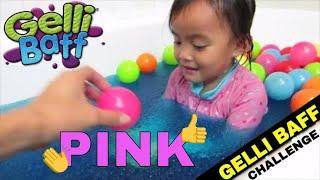 Mainan Anak Terbaru Gelli Baff Challenge & Review - Mandi Bola Anak Lucu by Lifia Niala