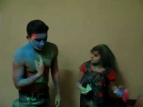 Holi with Bhabhi