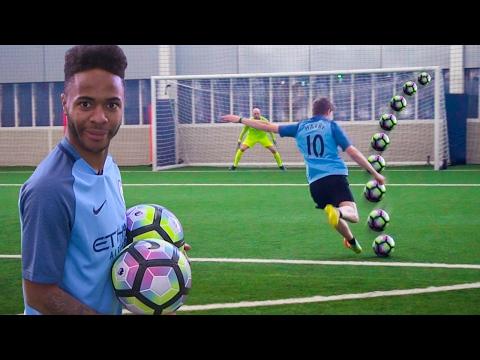 FOOTBALL CHALLENGES vs MAN CITY