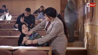 لما تتقفشي وانتي بتغشي بهاند فري في امتحان الجامعه (والله العظيم موبايلي مقفول )