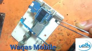 SAMSUNG J5 Charging Problem Over Heating 100% Solution by waqas mobile