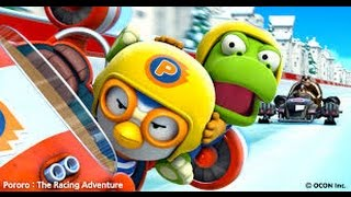 PORORO - THE RACING ADVENTURE  Der Ganze Fim Deutsch