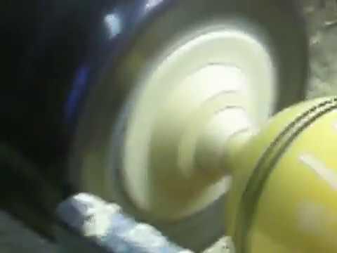 Fabricando um pião