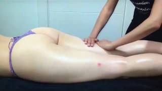 Relaxing Leg Massage