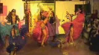 шоу-балет Кристи - канкан