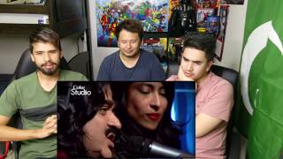 Alif Allah, Jugni, Arif Lohar & Meesha Coke Studio Reaction