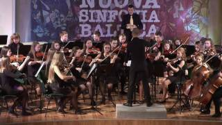 Alytus Music School Youth Symphony Orchestra Svajone, Lithuania//George Bizet- L`Arlesienne suite no