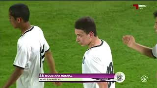 اهداف المبارارة : السد 5 - 2 الوكرة  دوري الشبابU17