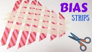 How To Make Bias Strips
