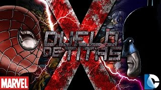 DC VS. Marvel | Duelo de Titãs