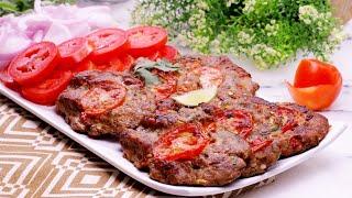 Chicken Chapli Kabab Recipe - Sooperchef