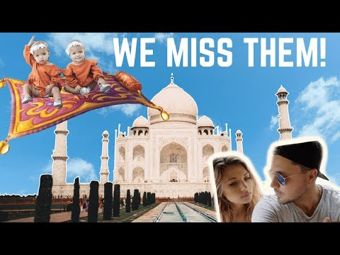 BRINGING THE BABIES TO INDIA! ** MISS THEM**