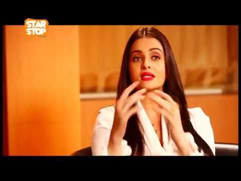 Aishwarya Rai Bachchan Exclusive Interview   Jazbaa   B4U Starstop Part 2
