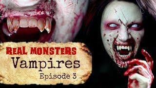 [NEW HINDI] Vampires In Hindi | Real Monsters | Episode 3 | Vampire | Dracula