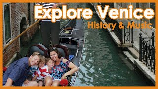 Venice Italy With Kids: Travel With Kids Italy