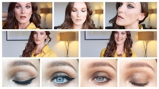 WET N WILD Comfort Zone Palet ile Göz Makyajı Serisi #1   1 Palet 5 Makyaj