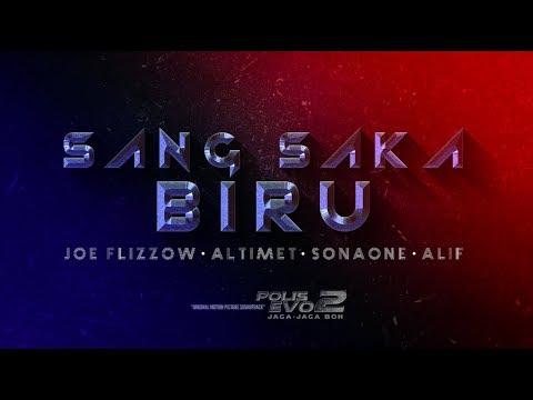 Xxx Mp4 Joe Flizzow Altimet SonaOne Amp Alif Sang Saka Biru Official Lyric Video OST Polis Evo 2 3gp Sex