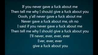 Hopsin - No Fucks Given [Lyrics & HQ]