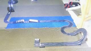 Unsere neue Carrera Bahn