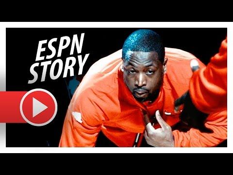 Dwyane Wade Chicago Bulls ESPN Story - The Wade Return (2016)