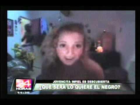 VIDEO Joven descubrió infidelidad de su novia cuando conversaba por webcam
