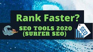 SEO Tools 2020 (Surfer SEO)
