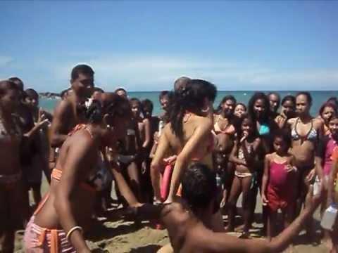 Tambor en la Guaira