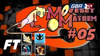Are you smarter than a GBA coach? Moveset Mayhem GBA Edition w/ chimpact