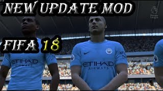 HOW TO MOD FIFA 18 (UPDATE TRANSFER, FACE, KIT, ETC )