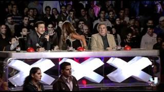 Arabs Got Talent - S2 - Ep1 - كابتن جلال