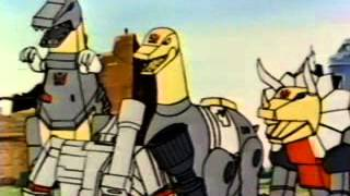 Transformers on Home Video from FHE (1985)