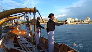 Marina Militare - Amerigo Vespucci, speciale fine campagna
