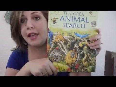 Great Animal Search - UBAM