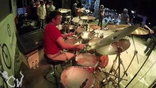 MILES: Neela Live at St. Joseph '17 (Drum Cam)