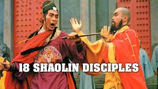 Wu Tang Collection - Eighteen Shaolin Disciples
