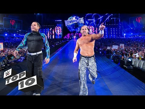 Xxx Mp4 WrestleMania S Memorable Returns WWE Top 10 March 24 2018 3gp Sex
