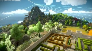We Play The Witness with Jonathan Blow