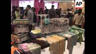 Buyers confident at Hong Kong lingerie event