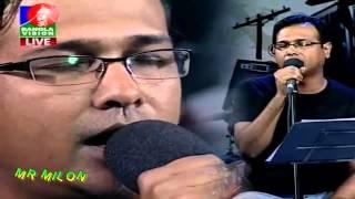 Ekhono maje maje maj rate gumer ghore Asif live baki   YouTube