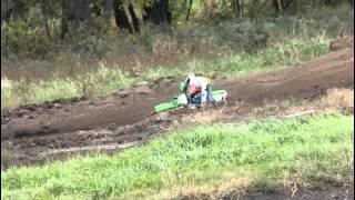 KDX Rida Attacks the Track
