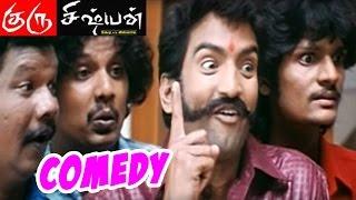 Guru Sishyan Comedy Scenes | Guru Sishyan full Movie Comedy | Sathyaraj, Sundar C, Santhanam