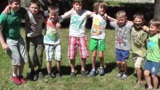 ona tańczy dla mnie - teledysk dzieci w MDK Muflon